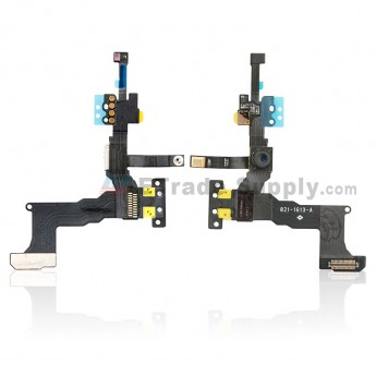 For Apple iPhone SE Sensor Flex Cable Ribbon with Front Facing Camera Replacement - Grade R (0)