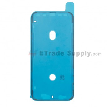 For Apple iPhone XR Digitizer Frame Adhesive Replacement - Grade S+ (0)