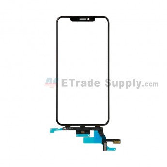 For Apple iPhone XS Max Digitizer Touch Screen Replacement (With 3D Touch Function) - Grade S+ (0)