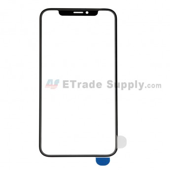 For Apple iPhone X Glass Lens Replacement - Grade S+ (0)