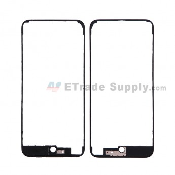 For Apple iPod Touch 5th Digitizer Frame Replacement - Black - Grade S+ (0)