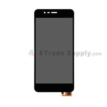 For Asus ZenFone 3 Max ZC520TL LCD Screen and Digitizer Assembly Replacement - Black - With Asus Logo - Grade S+ (0)