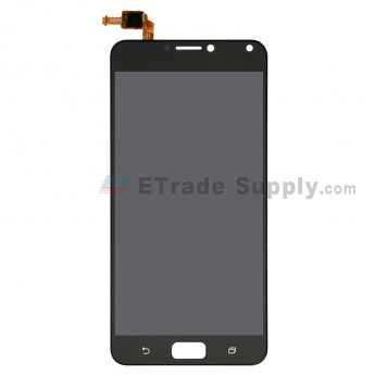 For Asus ZenFone 4 Max 5.5 (ZC554KL) LCD Screen and Digtizer Assembly Replacement - Black - Grade S+ (0)