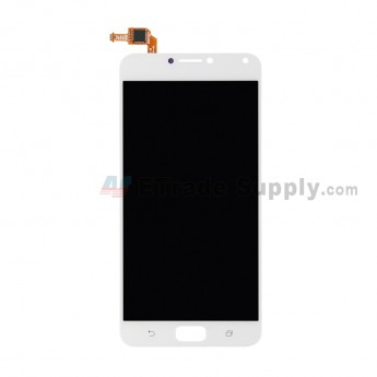 For Asus ZenFone 4 Max 5.5 (ZC554KL) LCD Screen and Digtizer Assembly Replacement - White - Grade S+ (0)