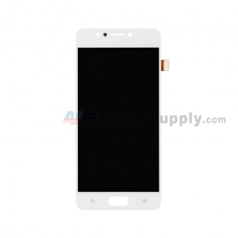 For Asus ZenFone 4 Max ZC520KL LCD Screen and Digitizer Assembly Replacement - Black - With Logo - Grade S+ (0)