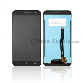 For Asus Zenfone 3 ZC551KL LCD Screen and Digitizer Assembly Replacement - Black - Without Logo - Grade S+ (0)