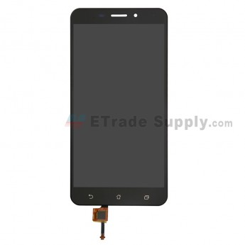 For Asus Zenfone 3 ZC551KL LCD Screen and Digitizer Assembly Replacement - Black - Without Logo - Grade S+ (7)