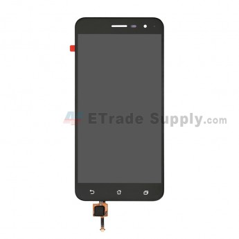 For Asus Zenfone 3 ZE520KL LCD Screen and Digitizer Assembly Replacement - Black - Without Logo - Grade S+ (0)
