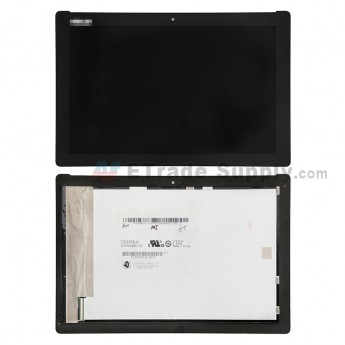 For Asus Zenpad 10 (Z300CL – P01T) LCD Screen and Digitizer Assembly Replacement - Black - With Logo - Grade S+ (0)