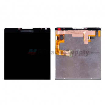 For BB Passport LCD Screen and Digitizer Assembly Replacement (AT&T Version) - Black - BB Logo - Grade S+ (6)