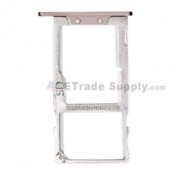 For BlackBerry DTEK60 SIM and SD Card Tray Replacement - Grade S+ (0)