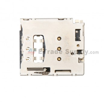 For BlackBerry Leap SIM Card Reader Contact Replacement - Grade S+ (0)