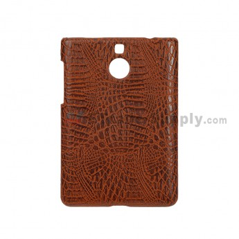 For BlackBerry Passport Silver Edition Protective Case - Brown - Grade R (1)