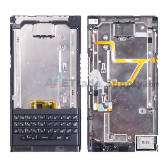 For BlackBerry Priv Middle Plate and Keyboard Keypad Replacement - Grade S+ (0)