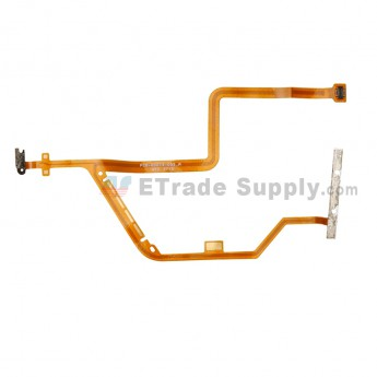 For BlackBerry Priv Power and Volume Button Flex Cable Ribbon Replacement - Grade S+ (0)