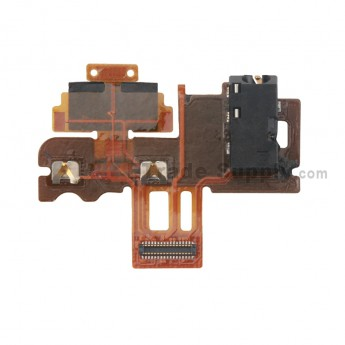 For Blackberry Z30 Sensor Flex Cable Ribbon Replacement - Grade S+ (0)