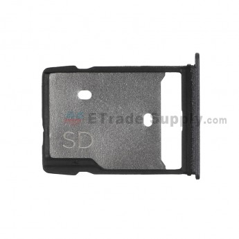 For HC 10 SD Card Tray Replacement - Gray - Grade S+ (0)