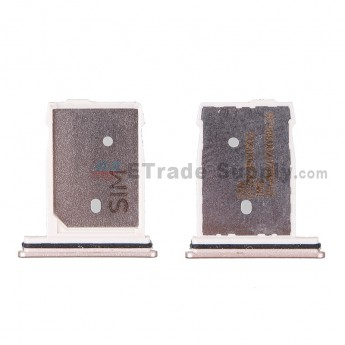 For HC 10 SIM Card Tray Replacement - Gold - Grade S+ (2)