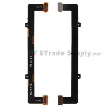 For HC Desire 616 Dual SIM Motherboard Flex Cable Ribbon Replacement - Grade S+ (4)