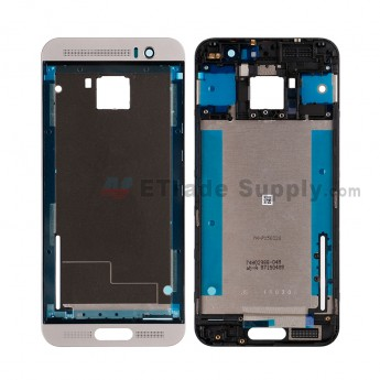 For HC One M9+ Front Housing Replacement - Silver - Grade S+ (0)