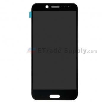 For HTC 10 EVO LCD Screen and Digitizer Assembly Replacement - Black - Without Any Logo - Grade S+ (0)