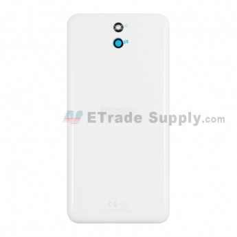 For HTC Desire 610 Battery Door Replacement - White - HTC Logo - Grade S+ (4)