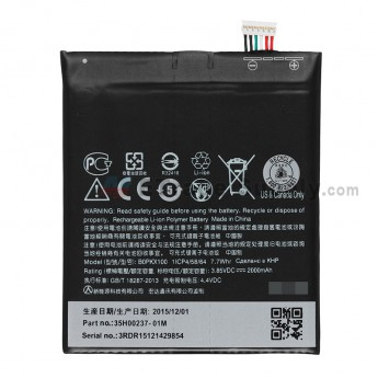 For HTC Desire 626 Battery Replacement - Grade S+ (1)