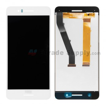 For HTC Desire 728 LCD Screen and Digitizer Assembly Replacement - White - HTC Logo - Grade S+ (5)