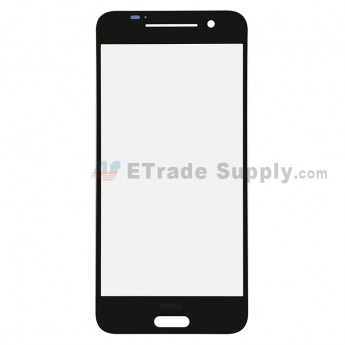 For HTC One A9 Glass Lens Replacement - Black - HTC Logo - Grade S+ (0)