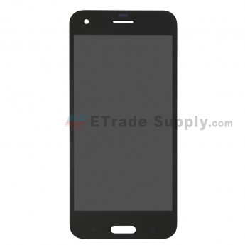 For HTC One A9s LCD Screen and Digitizer Assembly Replacement - Black - Grade S+ (0)