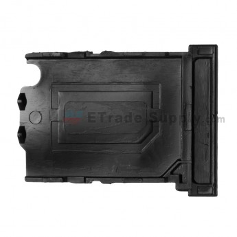 For HTC One E9+ SIM Card Tray Replacement - Black - Grade S+ (2)