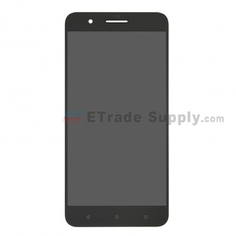 For HTC One X10 LCD Screen and Digitizer Assembly Replacement - Black - Grade S+ (0)