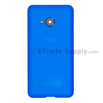 For HTC U Play Battery Door Replacement - Blue - Grade S+ (0)