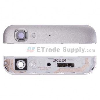For HW Enjoy 5S Top Cover Replacement - White - Grade S+ (0)