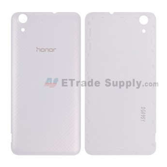 For HW Honor 5A Battery Door Replacement - White - Honor Logo - Grade S+ (0)