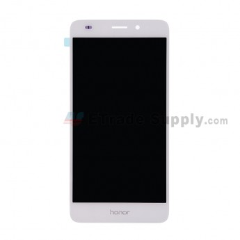 For HW Honor 5c LCD Screen and Digitizer Assembly Replacement - White - Honor Logo - Grade S+ (7)