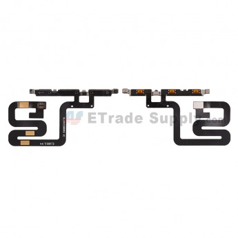 For HW P9 Plus Power Button and Volume Button Flex Cable Ribbon Replacement - Grade S+ (0)