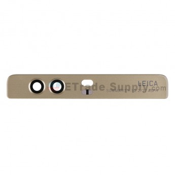 For HW P9 Plus Top Cover Replacement - Gold - Grade S+ (0)