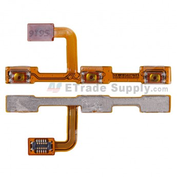 For HW P9 lite Power Button and Volume Button Flex Cable Ribbon Replacement - Grade S+ (1)
