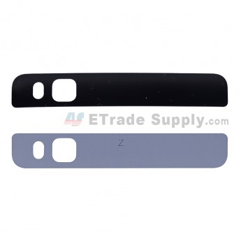 For HW P9 lite Top Cover Replacement - Black - Grade S+ (0)