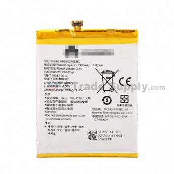 For HW Y6 Pro/Enjoy 5 Battery Replacement (HB526379EBC) - Grade S+ (1)