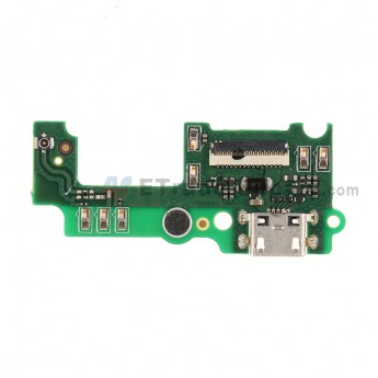 For HW Y6 Pro/Enjoy 5 Charging Port PCB Board Replacement - Grade S+ (0)