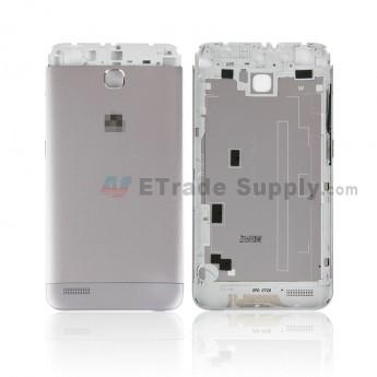 For Huawei Enjoy 5S Battery Door Replacement - Grey - With Huawei Logo - Grade S+ (7)