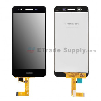 For Huawei Enjoy 5S LCD Screen and Digitizer Assembly Replacement - Black - Huawei Logo - Grade S+ (2)