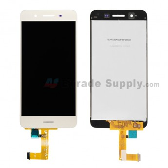 For Huawei Enjoy 5S LCD Screen and Digitizer Assembly Replacement - Gold - Huawei Logo - Grade S+ (2)