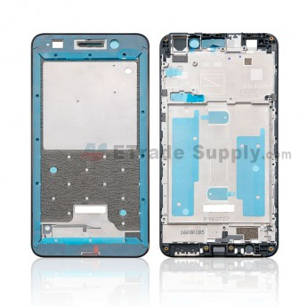 For Huawei Honor 5A Front Housing Replacement - Black - Grade S+ (0)