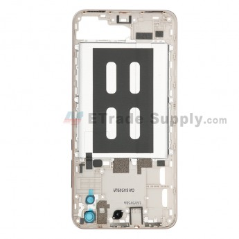 For Huawei Honor 5A Middle Plate Replacement - Gold - Grade S+ (0)