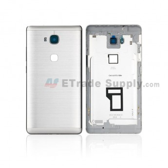 For Huawei Honor 5X Rear Housing Replacement - White - Honor Logo - Grade S+ (0)