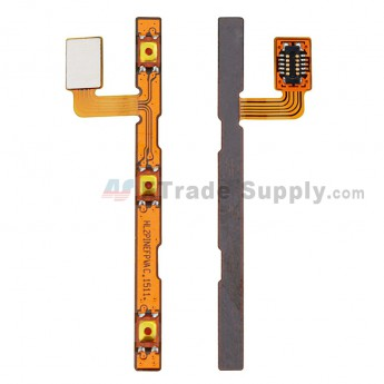For Huawei Honor 6 Plus Power Button Flex Cable Ribbon Replacement - Grade S+ (0)