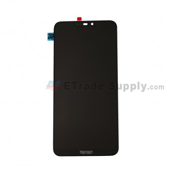 For Huawei Honor 8C LCD Screen and Digitizer Assembly Replacement - Black - With Logo - Grade S+ (0)